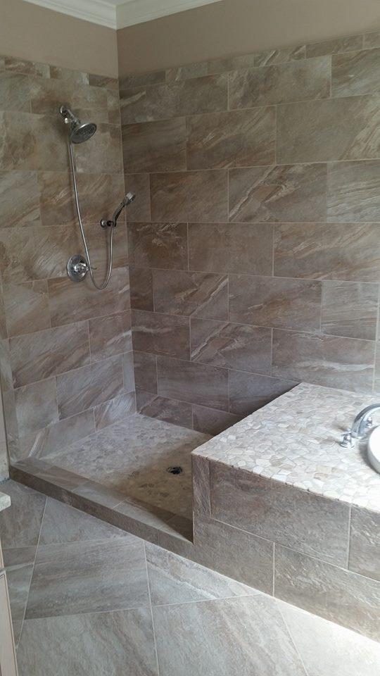 Portfolio Bathroom Remodeling Creative Flooring